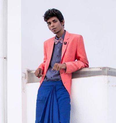 Purushu Arie Fashion Blogger