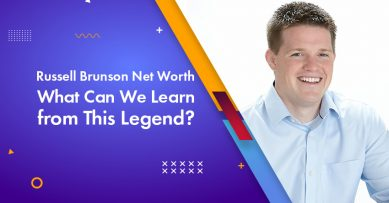 Russell Brunson Net Worth: 10 Genius Lessons to Learn From A Marketing Legend
