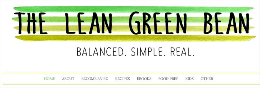 The Lean Green bean Blog
