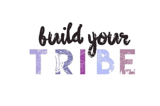 build a tribe online