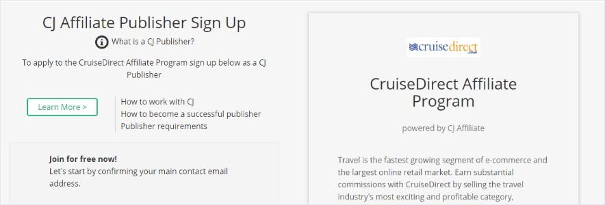 cruisedirect affiliate program