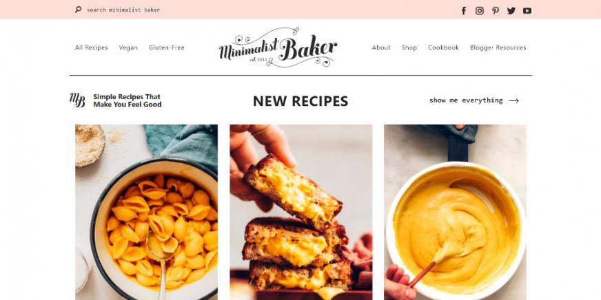 minimalist baker
