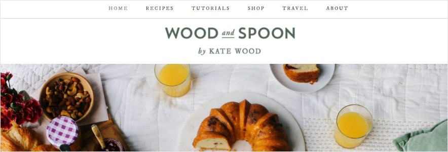 the wood and spoon blog