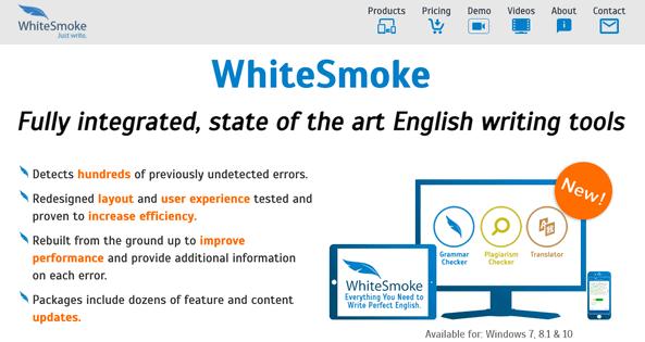 whitesmoke grammar checker