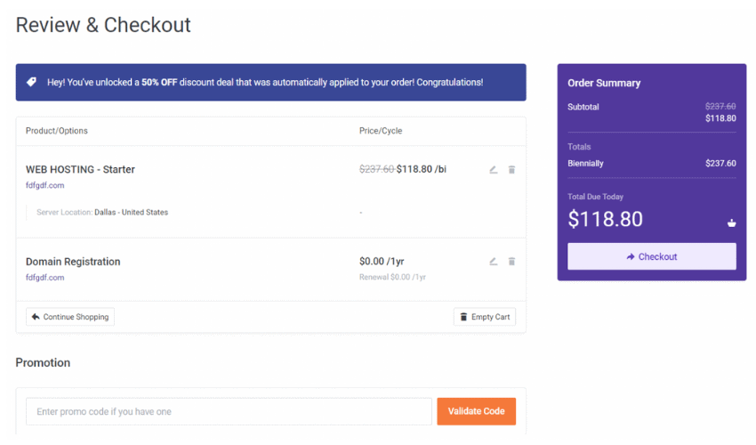 chemicloud price before discount