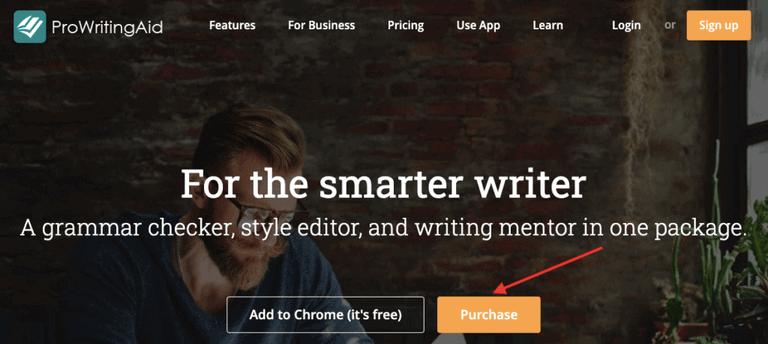 prowritingaid home page