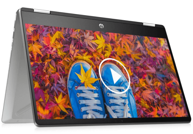 HP Pavilion x360 Touchscreen 2-in-1