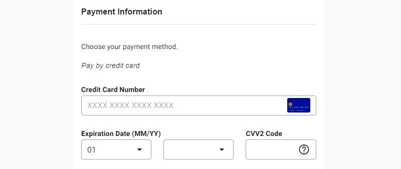 greengeeks payment information