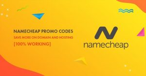 Namecheap Promo Codes September 2021 [100% Working]: Save Up to 98% On Domain And Hosting