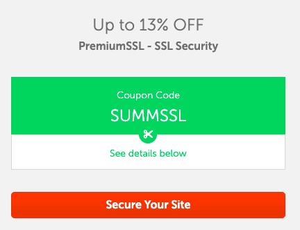 namecheap ssl coupon code