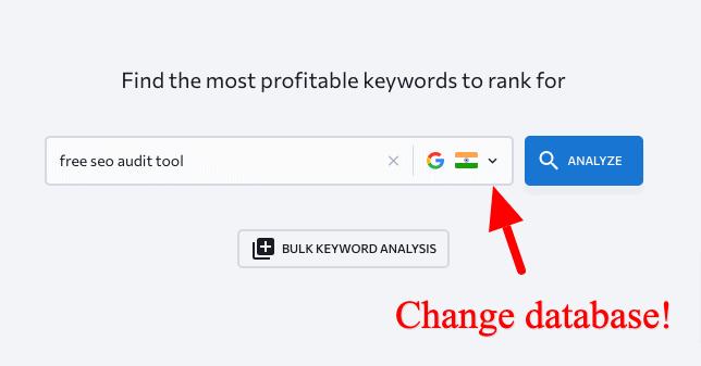 se ranking keyword research