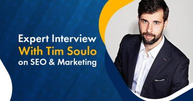 Interview With Tim Soulo On Marketing, SEO & More