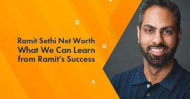 Ramit Sethi Net Worth: 10 Brilliant Lessons from Ramit's Success