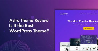 Astra Theme Review 2021: Is It the Really the Most Popular WordPress Theme?