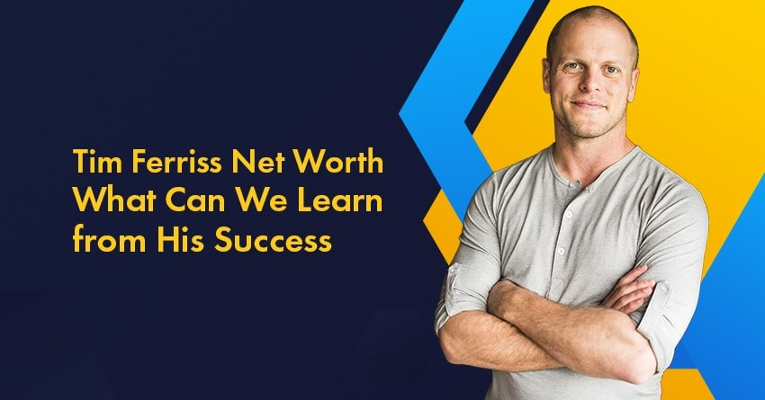 Tim Ferriss Net Worth: 10 Powerful Lessons from Tim
