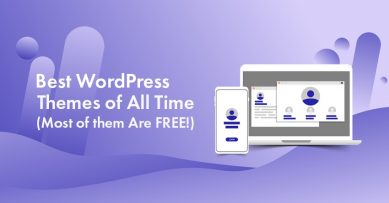 15 Best WordPress Themes 2021: Most Popular, SEO Optimized & Multipurpose