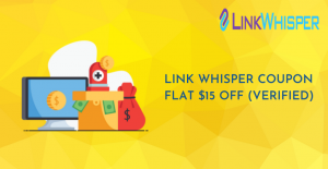 link whisper coupon