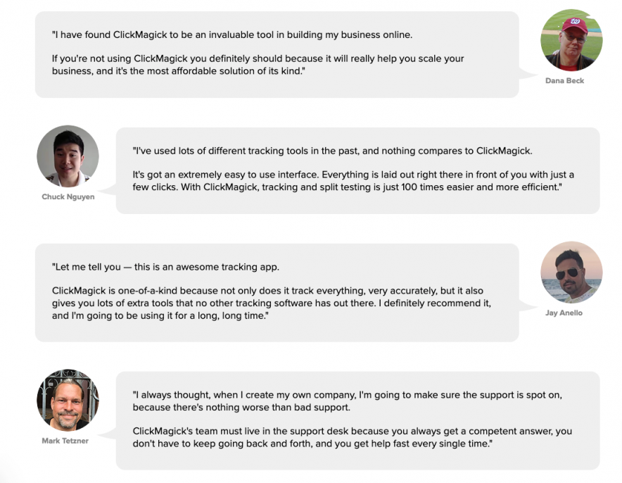 clickmagick user reviews